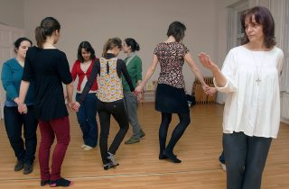 táncmeditació